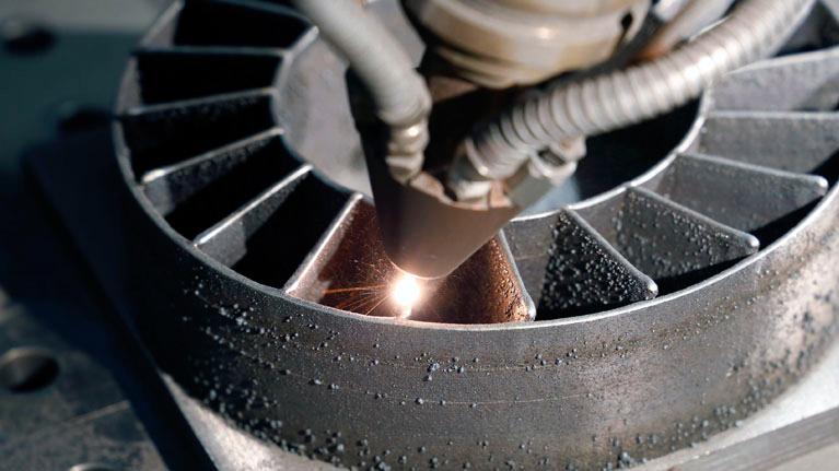 Basque Industry 4.0, sensórica, robótica, inteligencia artificial, Laser for Manufacturing Lab,