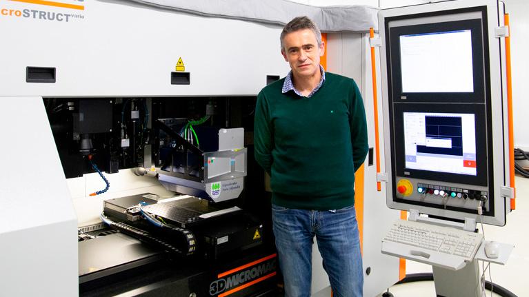 láser, fabricación, manufacturing, Laser Manufacturing Lab