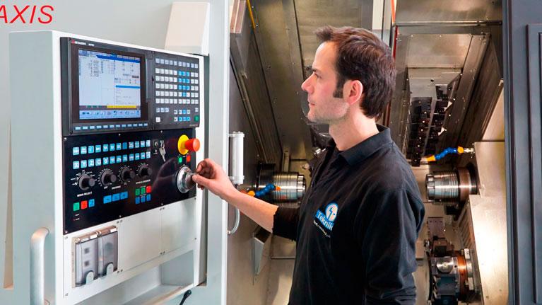 máquina herramienta, mantenimiento predictivo, Fingerprint