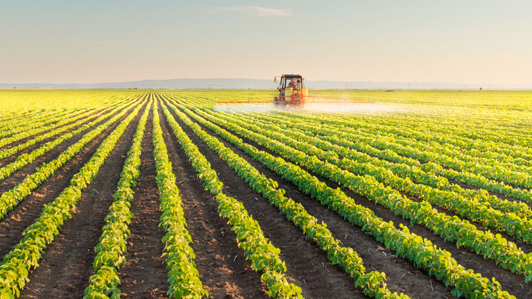 Sensors, pesticides or plant-protection products, agriculture, Farming 4.0