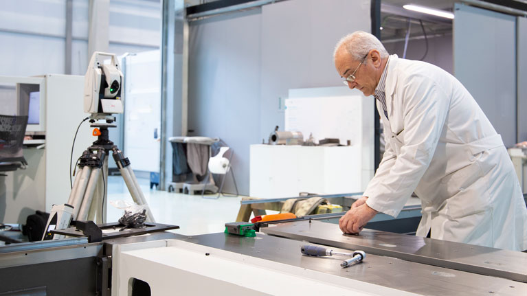 Manufacturing and assembly, metrology, aeronautics, industry 4.0