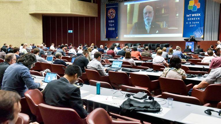 Congreso, patrocinio, IoT Week 2018, patrocinio, Ibermática, Euskaltel