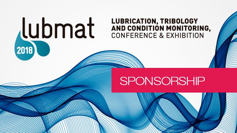 congreso, patrocinio, LUBMAT, Lubricación industrial, mantenimiento, tribología