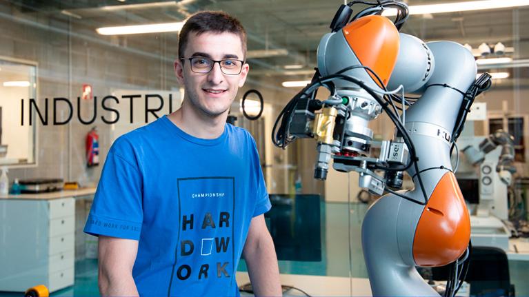 premio, AIPO, Interacción persona-ordenador, robótica colaborativa, TFM, talento