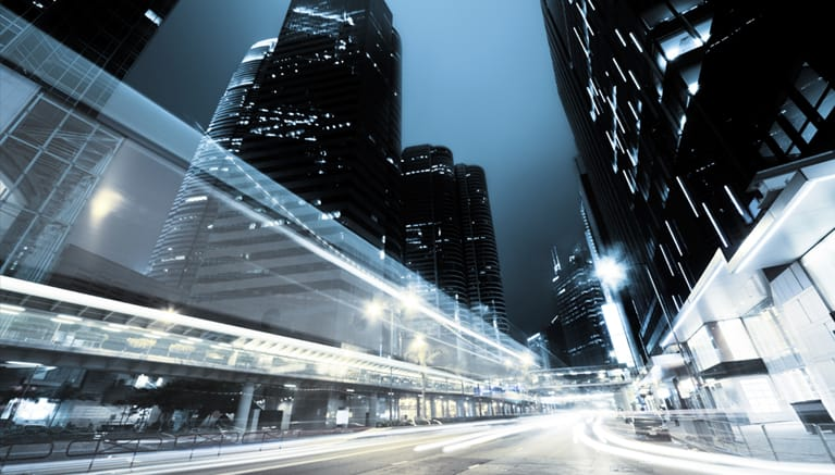 Smart cities, ciudades inteligentes, redes de sensores