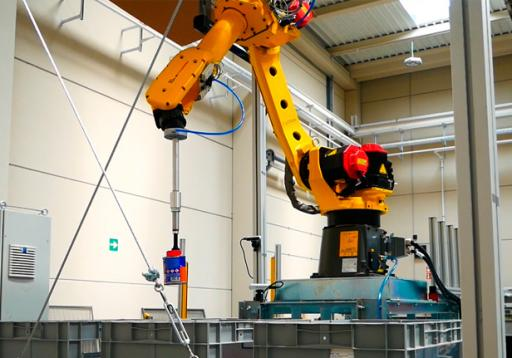 Artificial Intelligence, the best ally for robotics in the field of industrial handling
