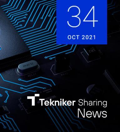 Nueva edición de Tekniker Sharing News