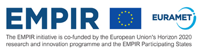 EMPIR: This project has received funding from the EMPIR programme co-financed by the Participating States and from the European Union's Horizon 2020 research and innovation programme.