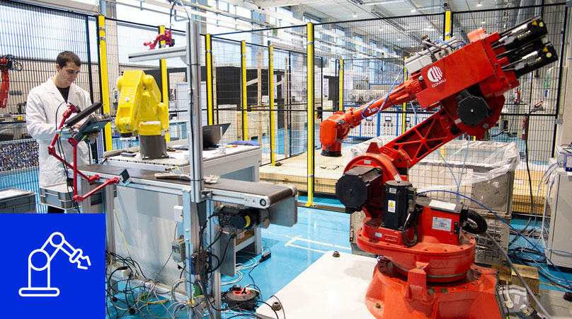 Automation and industrial robotics